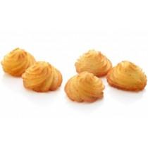 Замразени полузипържени картофени дукеси - 2,5 кг