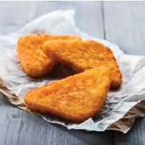Замразени картофени кюфтета - LAMB WESTON HASH BROWNS - триъгълни - 2,5 кг.