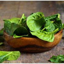 Замразен спанак - листа, мини порции  0,450 кг