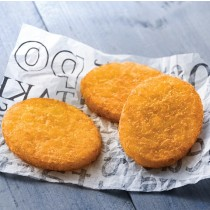 Замразени картофени кюфтета - LAMB WESTON HASH BROWNS - овални - 2,5 кг.
