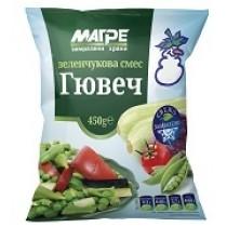 Замразена зеленчукова смес Гювеч - 0.450 кг.