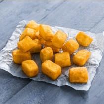 Замразени полуизпържени пикантни картофени кубчета LAMB WESTON - 2.5 кг.