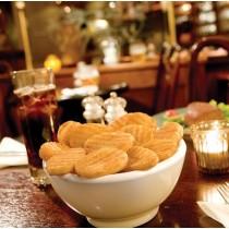 Замразени полуизпържени пикантни картофени колелца LAMB WESTON БАРБЕКЮ - 2.5 кг.