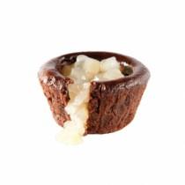 Шоколадов лава кейк с круша 90 гр.
