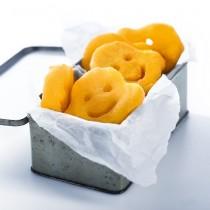 Замразени полузипържени картофени усмивки LAMB WESTON - 1 кг