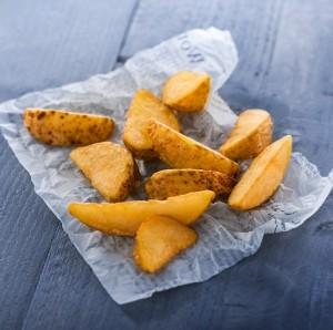 Картофки Уеджис, натурални, 500гр/опаковка